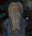 Dumbledore, Albus (graue Gewänder, vorn)
