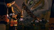Iron Baron and Dragon