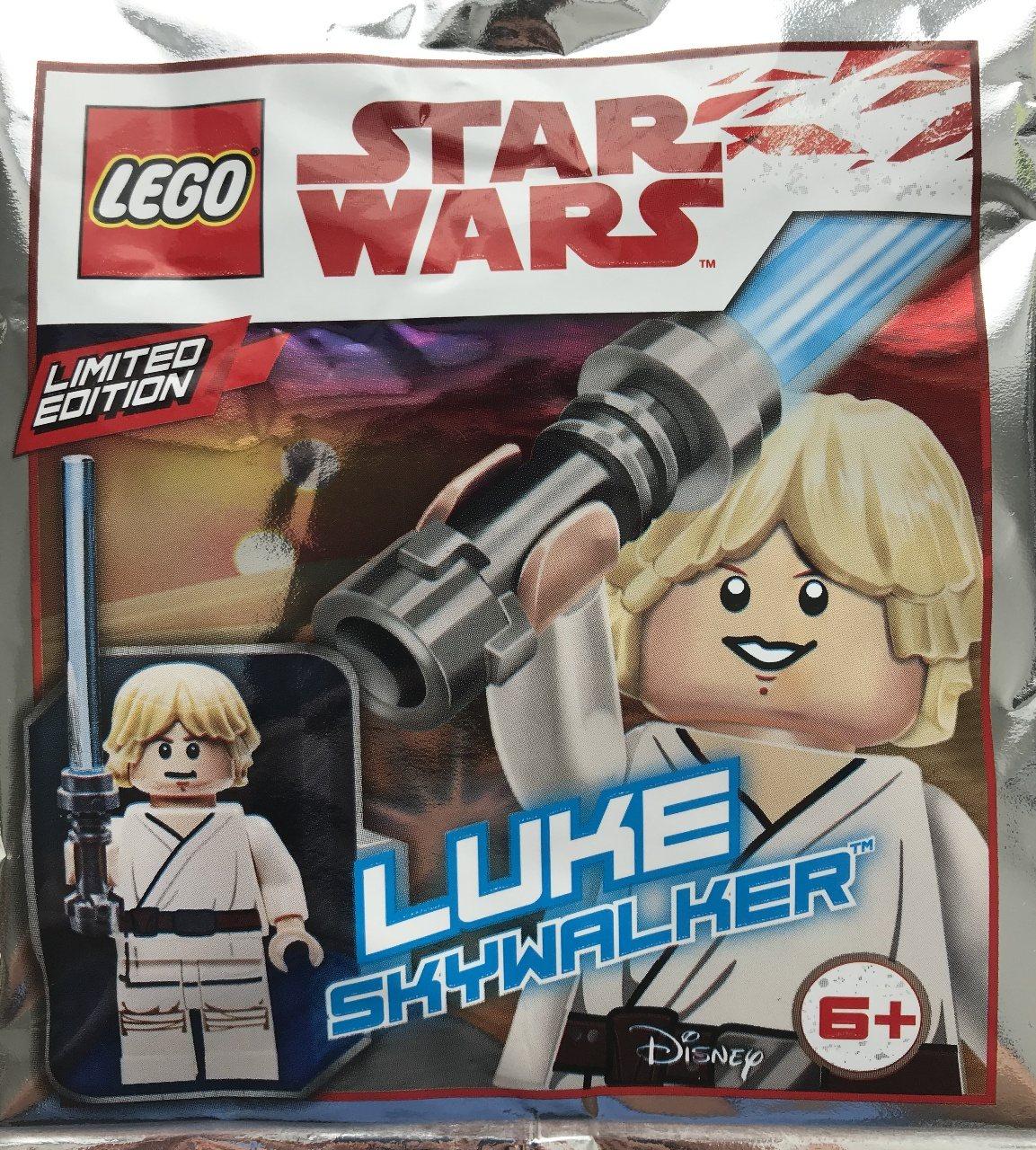 911943 Luke Skywalker