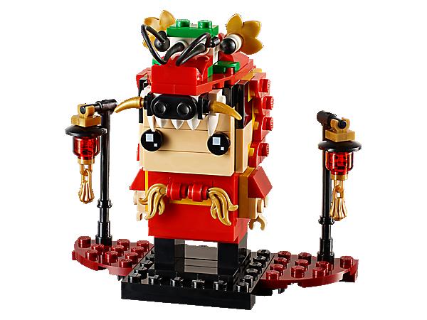 40354 Danseur dragon