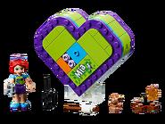41358 La boîte cœur de Mia