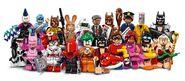 701017 The Lego Batman Movie Series