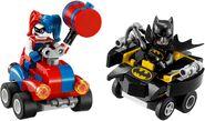 76092 Mighty Micros- Batman vs