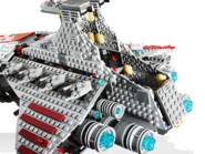 8039 Venator-class Republic Attack Cruiser 7