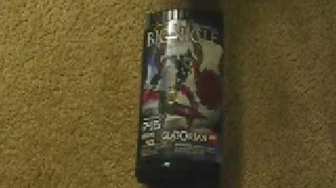 Bionicle Review Glatorian Skrall