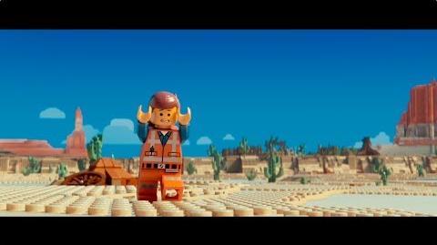 The LEGO Movie - TV Spot 2 HD