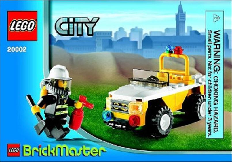 20002 4x4 Fire Truck