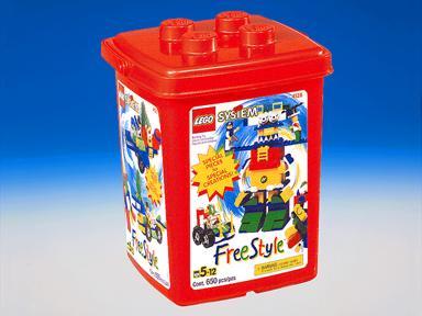 4128 XL Value Bucket