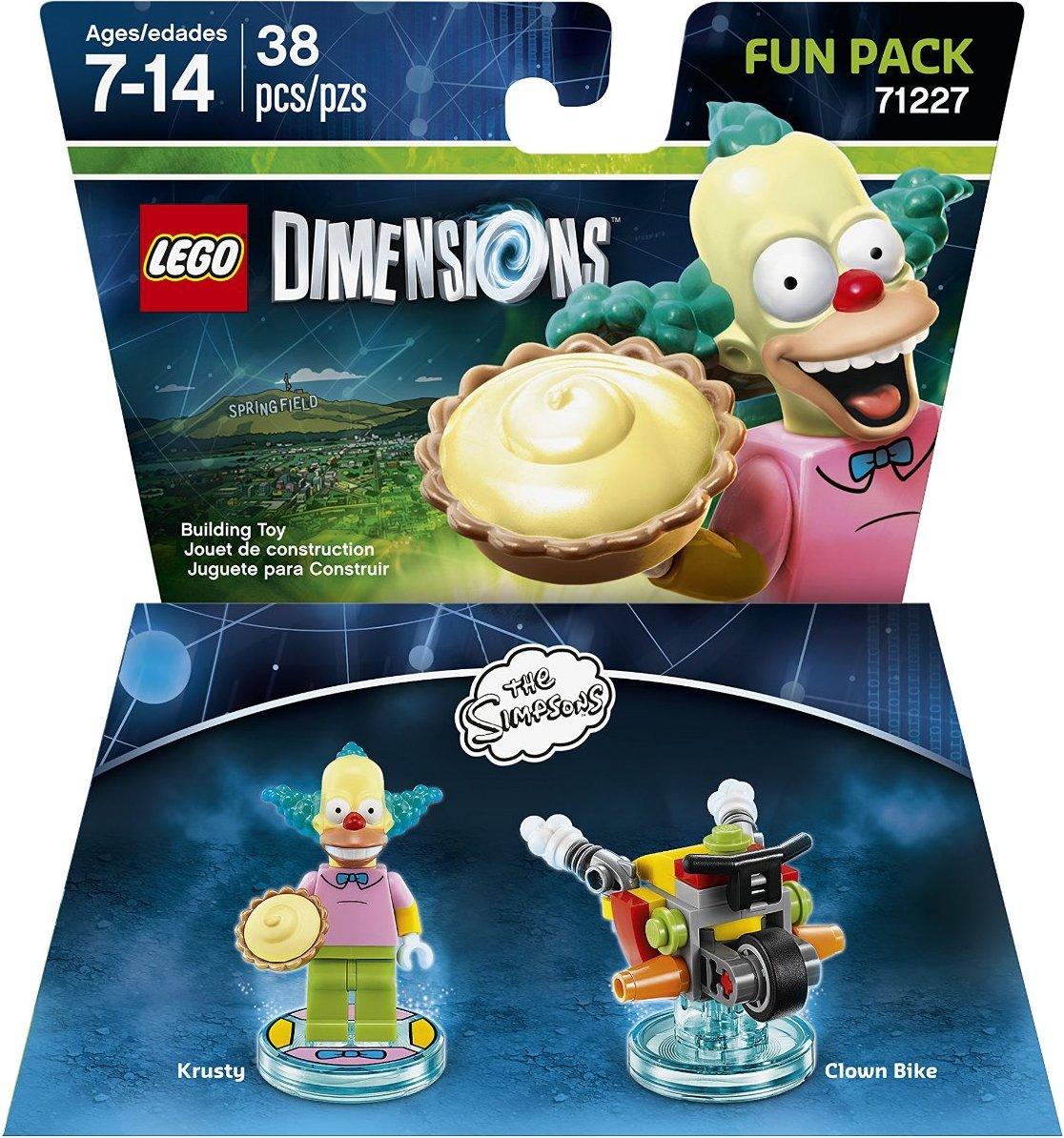 71227 Simpsons Krusty Fun Pack