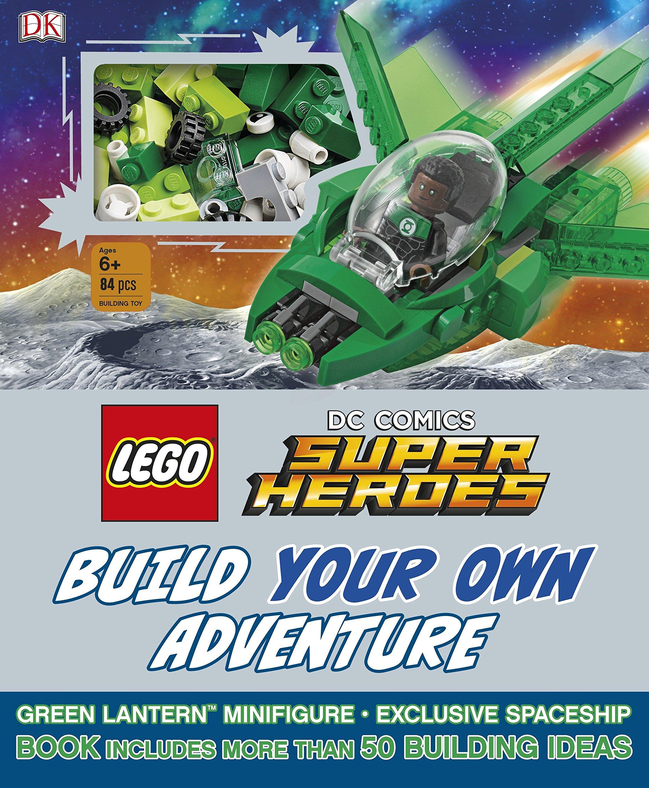 LEGO DC Comics Super Heroes: Build Your Own Adventure