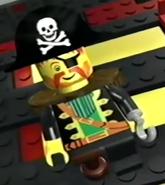 LEGO Island Ad Captain Click