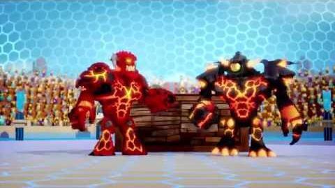 La gara di Aaron - LEGO® NEXO KNIGHTS™ - Episodio 6 - Italiano - 2016