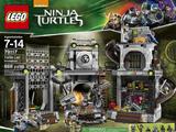 79117 Turtle Lair Invasion