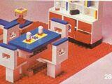 260 Dolls Living Room