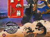 LEGO Ninjago : Ninja vs Constrictor