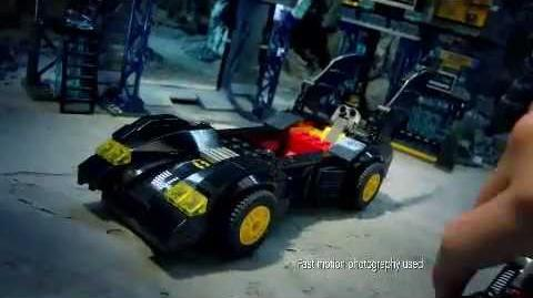2012 LEGO Superheroes Batman