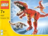 4507 Prehistoric Creatures