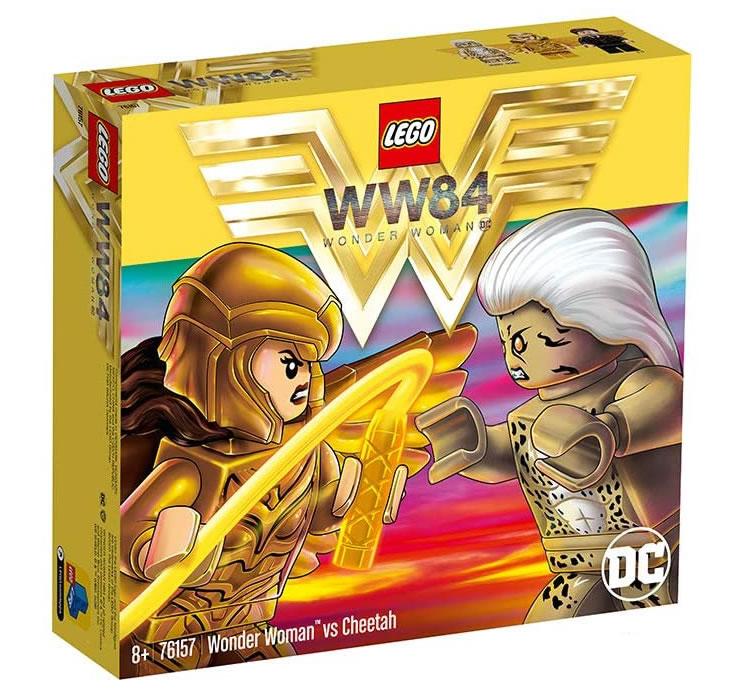 76157 Wonder Woman vs Cheetah