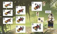 Brickmaster Legends of Chima livre 4