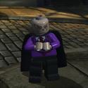 Professeur Quirrell (Voldemort)-HP 14