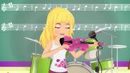 Stéphanie violon-Le groupe est créé