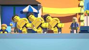 Sumos in LEGO City