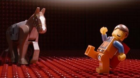 The LEGO Movie - Chinese New Year HD