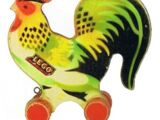 LEGO Rooster