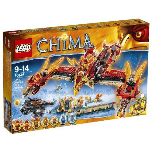 70146 Flying Phoenix Fire Temple
