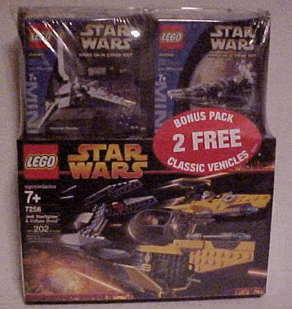 65845 Star Wars Co-Pack