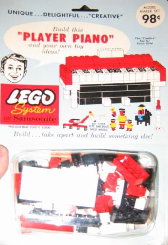 802 Player Piano
