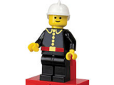4613831 Fire Chief Magnet