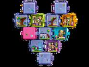 41436 Le cube de jeu de la jungle d'Olivia 3