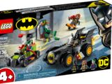 76180 Batman vs. The Joker: Batmobile Chase