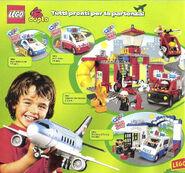Catalogo prodotti LEGO® per il 2009 (seconda metà) - Pagina 10