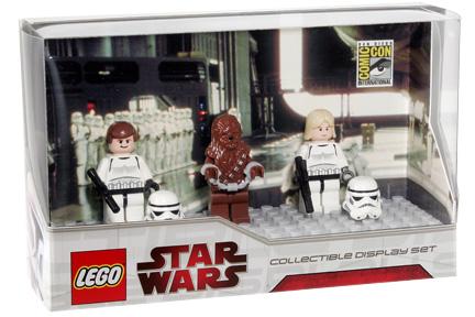 LEGO Star Wars Collectible Display Set 5
