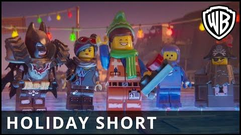 The LEGO Movie 2 - Emmet's Holiday Party - Warner Bros