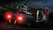 ! LEGO Monster Fighters Vampyre Hearse