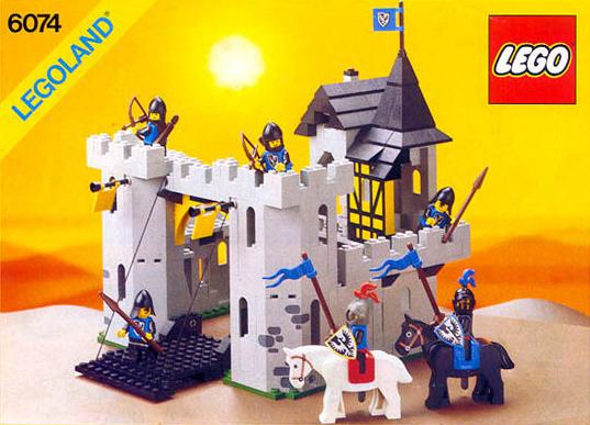 6074 Black Falcon's Fortress