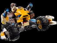 70002 Le monster truck de Lennox 2