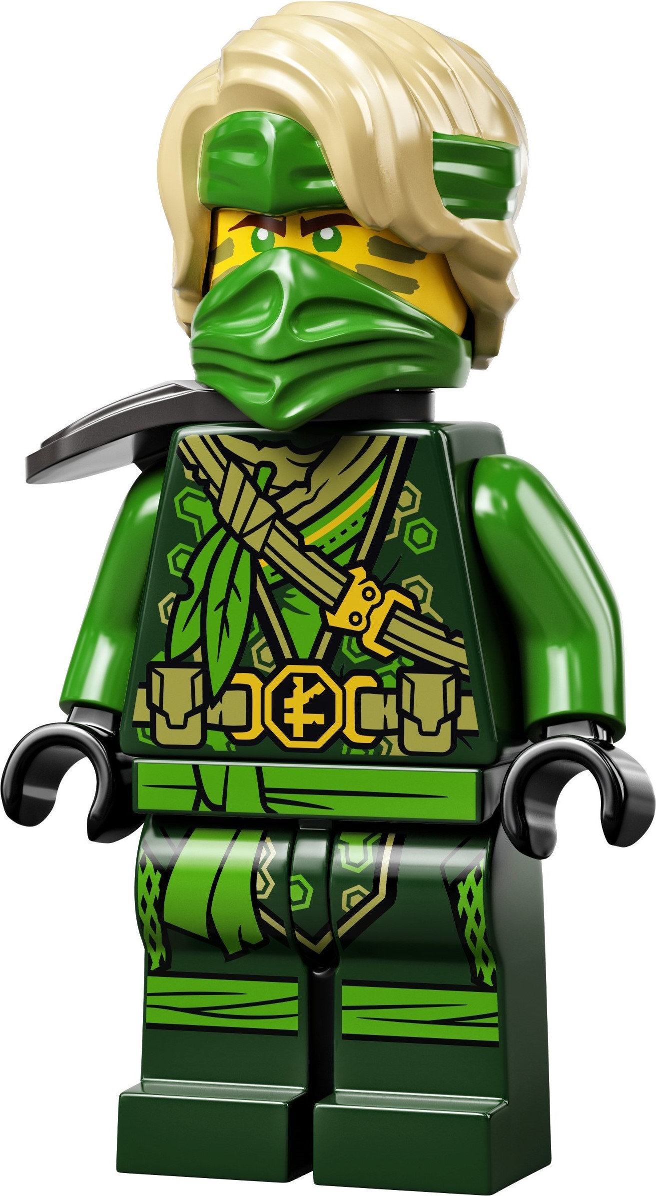 NEW LEGO Spinjitzu Slam Lot Jay Kai Zane Lloyd Minifigure Ninjago Mini Figure