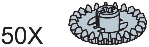 970624 24-Tooth Crown Gears