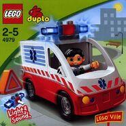 DUPLO Ambulance