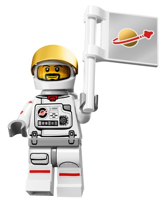Astronaut (Minifigures)