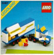 6367 Semi Truck