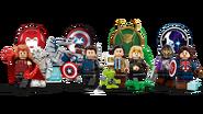 71031 Minifigures Série Marvel Studios 4