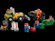 10683 Le camion de chantier