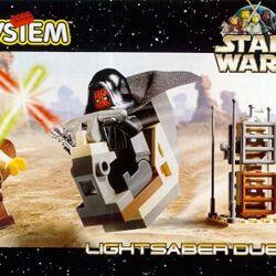 7101 Lightsaber Duel