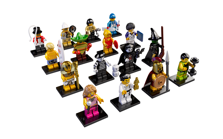 8684 Minifigures Series 2