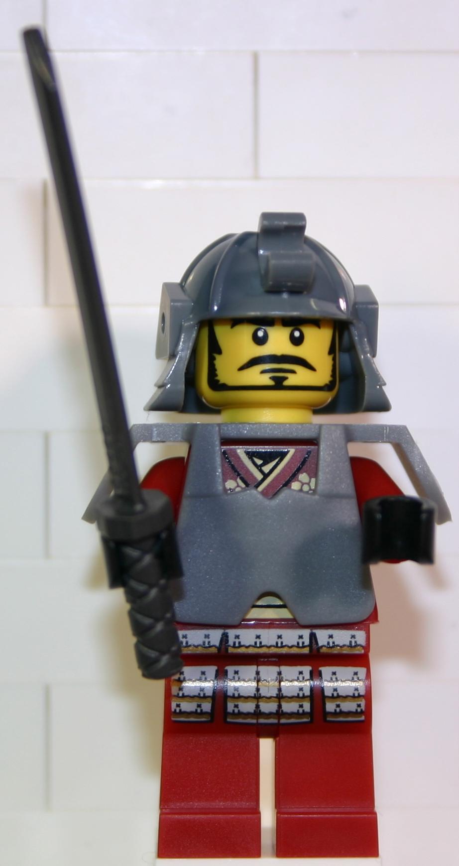 Samurai-Kämpfer